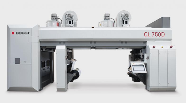 CL 750D – Contraencoladora multitecnología