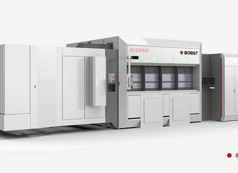 K5 EXPERT – Metalizador de vacío